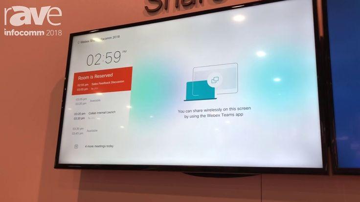 2018 Cisco Reveals the Cisco Webex Share