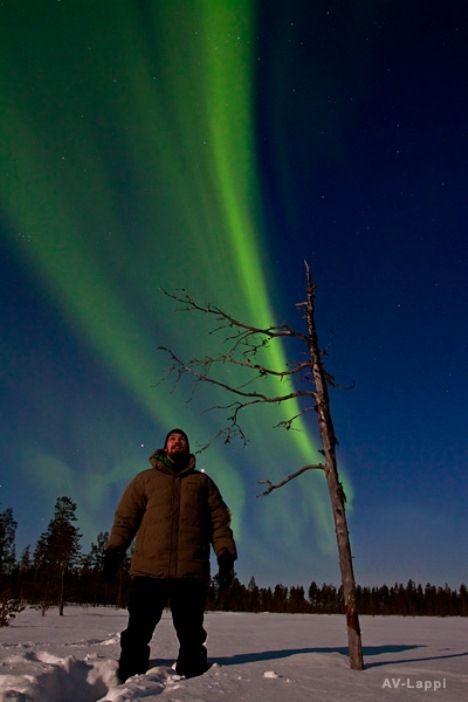 Spectacular! Northern Lights (Aurora Borealis)