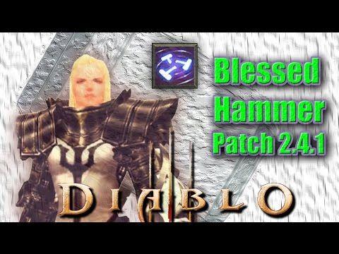 Diablo 3 [PTR Patch 2.4.1]Sader ►Blessed Hammer Broken Promises - YouTube