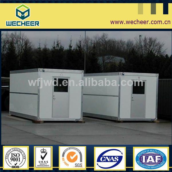 Foldable Container house   1. easily assembled  2. professional installation  3. low cost and carbon  4. long-term service