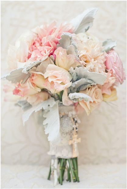 Knot Just Flowers Blush Wedding Bouquet. #knotjustflowers #floraldecor #wedding #florals