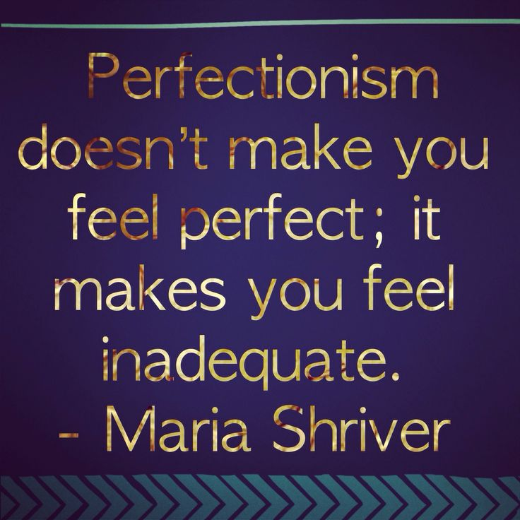 Image result for images for PERFECTIONIST