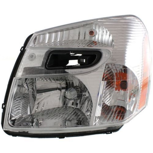 2005-2009 Chevy Equinox Head Light LH, Composite, Assembly, Halogen - Capa