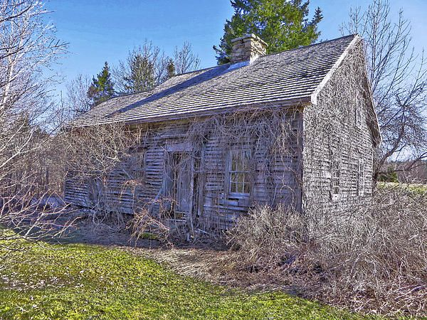 Old House - Grist Mill, Pictou County, Nova Scotia