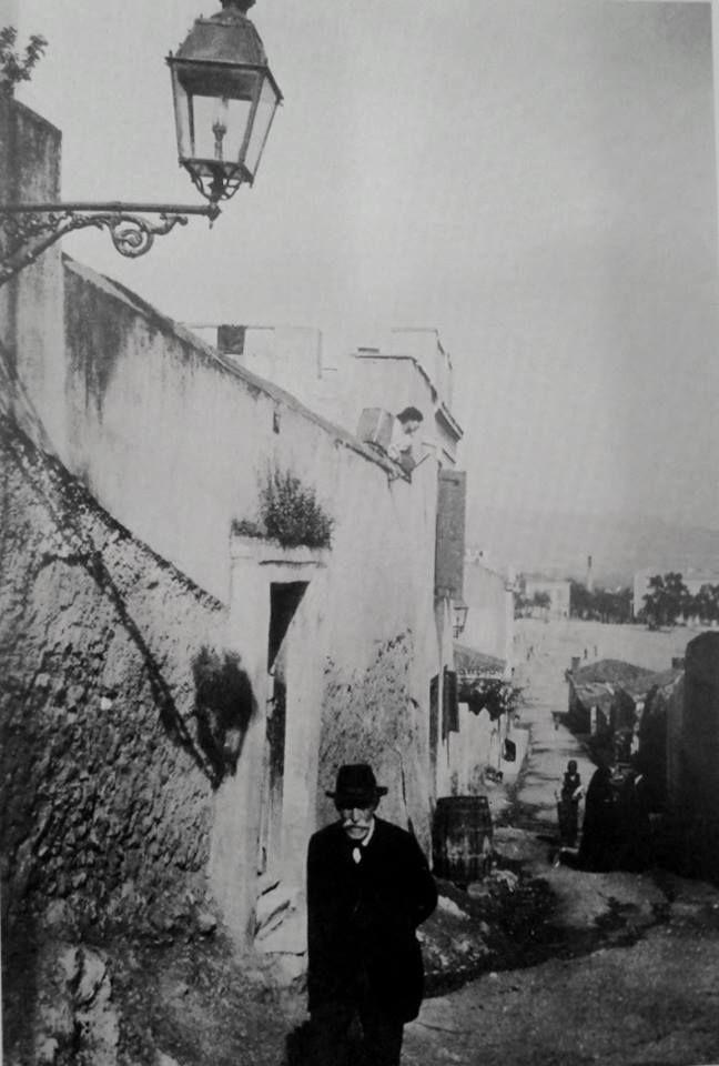c.1920 ~ Plaka, Athens
