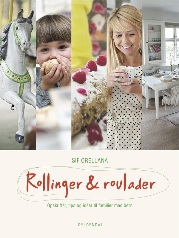 """My cookbook, 'Rollinger & roulader' was to my great joy named """"Best Children and Family Cookbook in Denmark 2009"""" and nominated for """"Best in the World"""" by The Gourmand World Cookbook Award committee."""