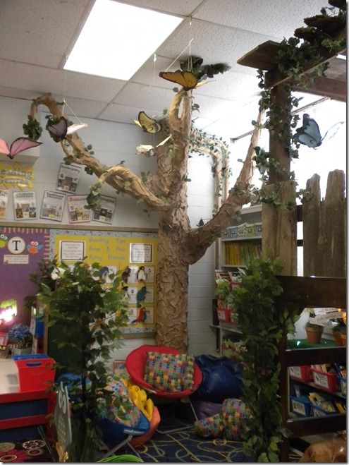 Classroom Tree Ideas ~ Best images about vbs set design on pinterest trees