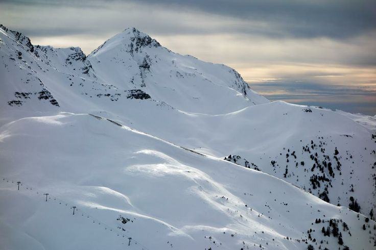 Risoul 1850 and Vars, two sister ski resorts in the Hautes-Alpes por Damien Roué
