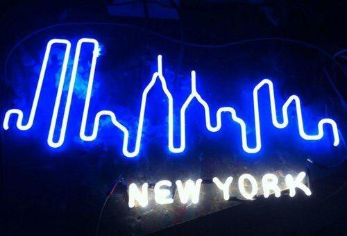 skyline sign neon - photo #18