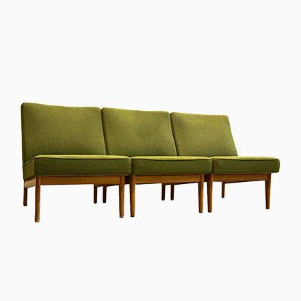 Die besten 25+ Grünes sofa Ideen auf Pinterest Samt Sofa - wohnzimmer grau grun braun