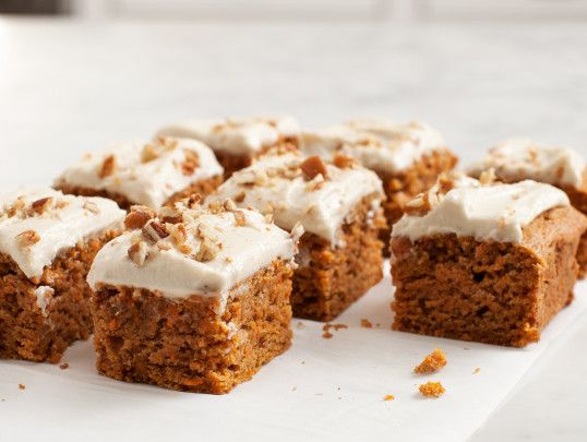 Gluten free Carrot Cake - Sugar Free and super easy to make! So delicious too!