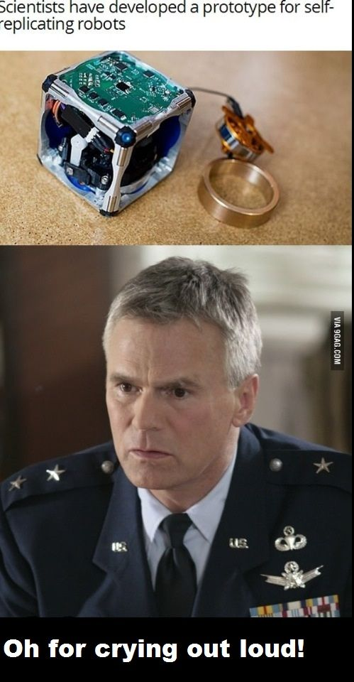 DID YOU LEARN NOTHING FROM STARGATE????