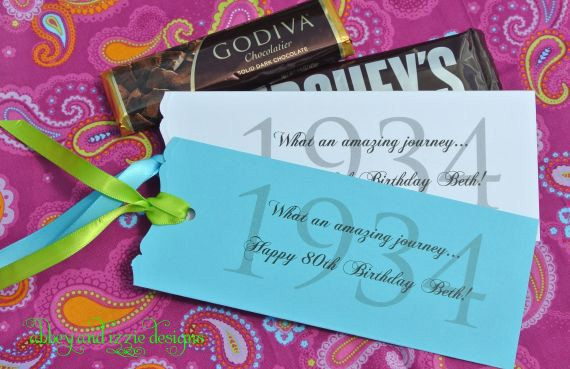 80th Birthday by abbey and izzie designs on Etsy  #80thbirthday, #adultpartyfavors, #1934