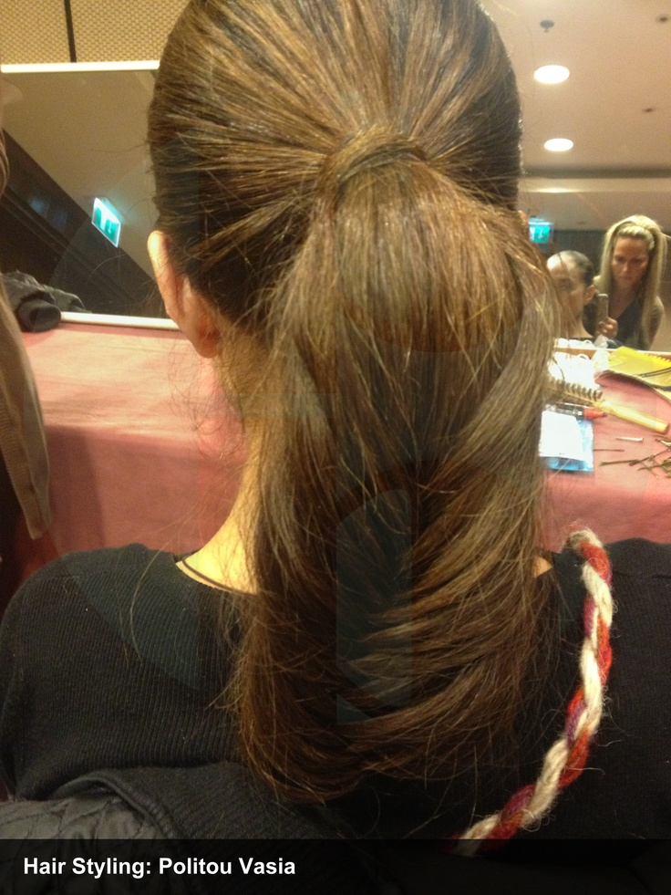 Hair styling professional services by @Vasia Politou