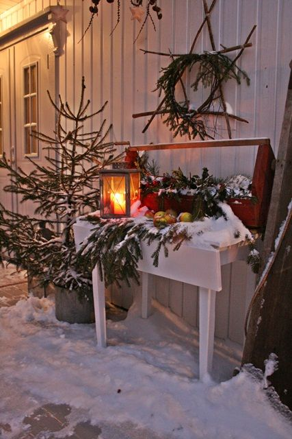 VIBEKE DESIGN - outdoor Christmas decoration