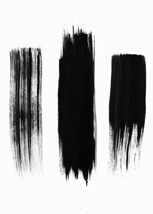 25 best ideas about brush strokes on pinterest modern art modern art paintings and modern - Design art black and white ...