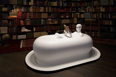 LIXIL | ニュースリリース | 世界最大規模のイタリアでのデザインイベント「ミラノサローネ」に2年連続出展 ~3つの泡の風呂を空間展示し、未来のライフスタイルを提案~