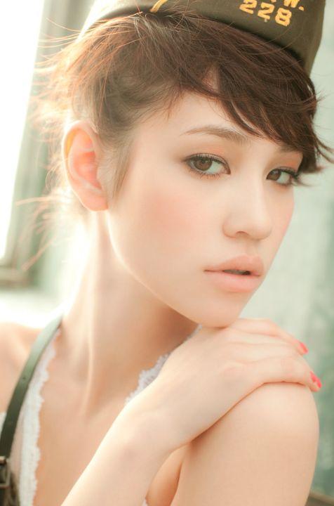 Love Kiko's natural make up