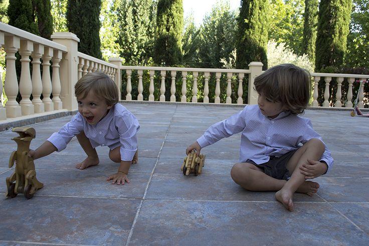 Jacobo y Javier