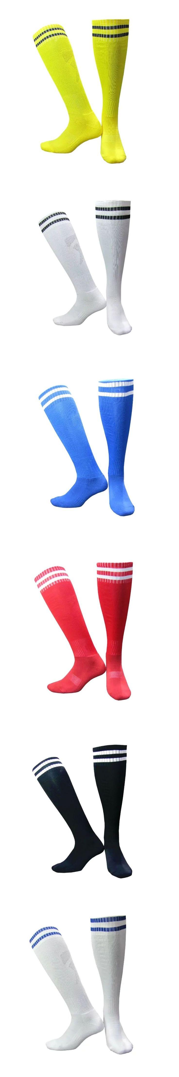 Man Compression Socks Tube Knee Striped Socks Over Knee High Sock Soft Leg Support Stretch Breathable Sock For Gift