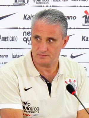 Adenor Leonardo Bacchi, mais conhecido como Tite (Caxias do Sul, 25 de Maio de 1961), treinador e ex-futebolista brasileiro. Atualmente, comanda o Corinthians, pelo qual foi campeão brasileiro, campeão da América e campeão Mundial.