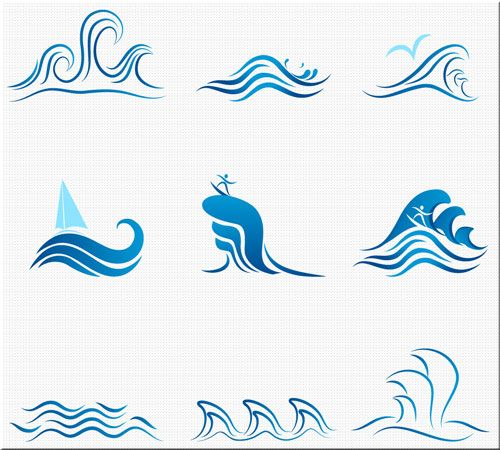 105 best dalgalar images on pinterest waves ocean waves for Doodly free