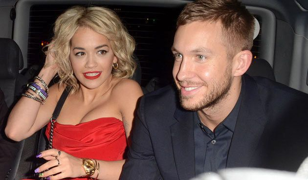 Calvin Harris isn't here for Rita Ora.