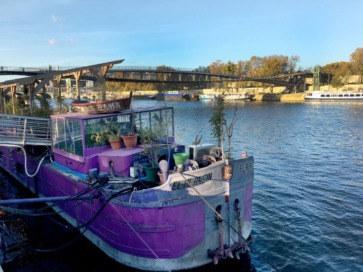 France's first floating hotel and the largest urban regeneration project since Baron Haussmann revolutionized Paris await visitors there.