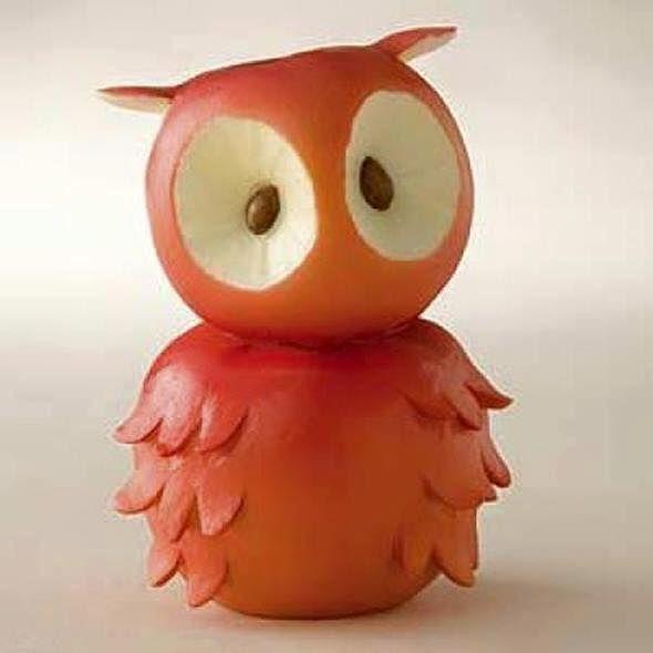 Les 25 meilleures id es concernant sculptures de fruits sur pinterest sculpture alimentaire - Sculpture sur fruit ...