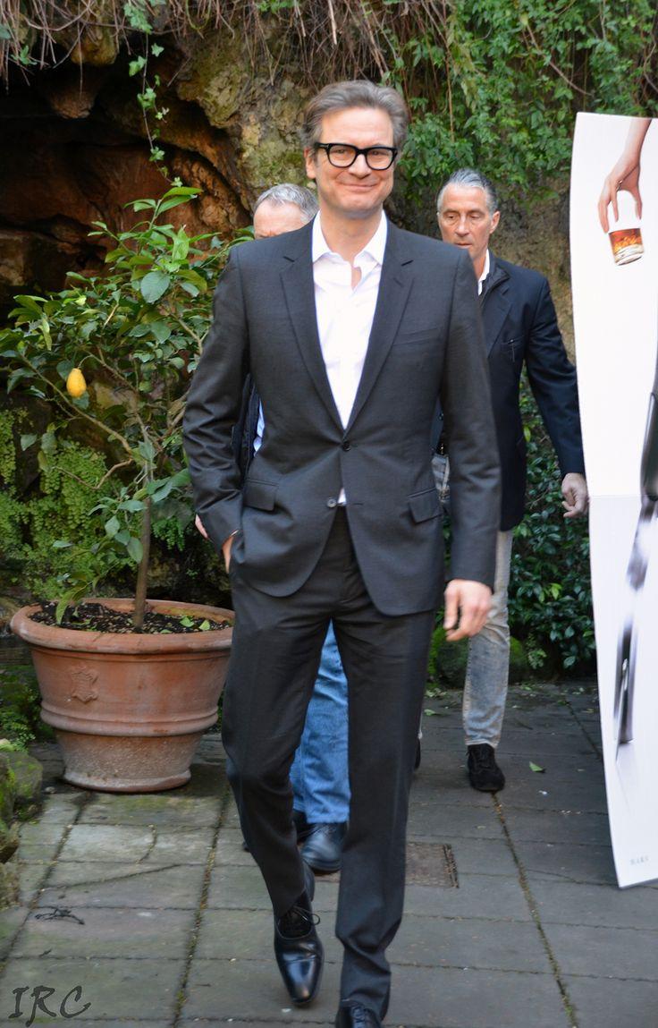 Kingsman – Secret Service | Colin Firth e Taron Egerton incontrano la stampa a Roma | The Voice Over
