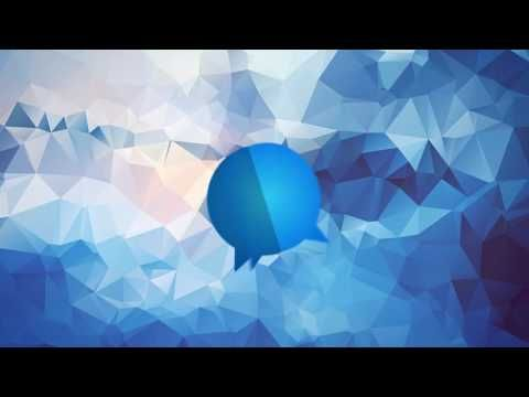 simple logo after effects template geometric artwork