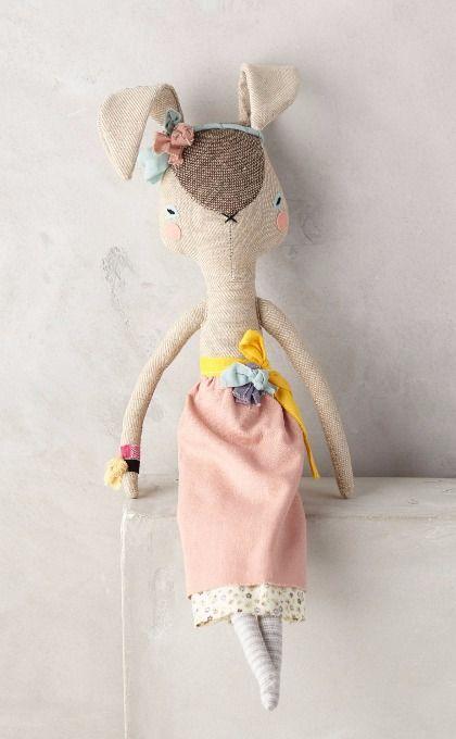 Modieuze Fauna Doll