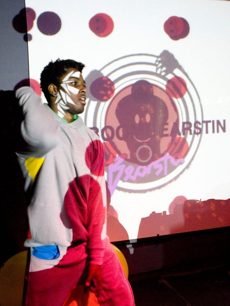 """BOOMBEARSTIN"" Collection S/S 2011 Presented in TWONITE-ATHENS Showcase Party ""My Love is Underground"". Photography: Ioanna Chatziandreou"