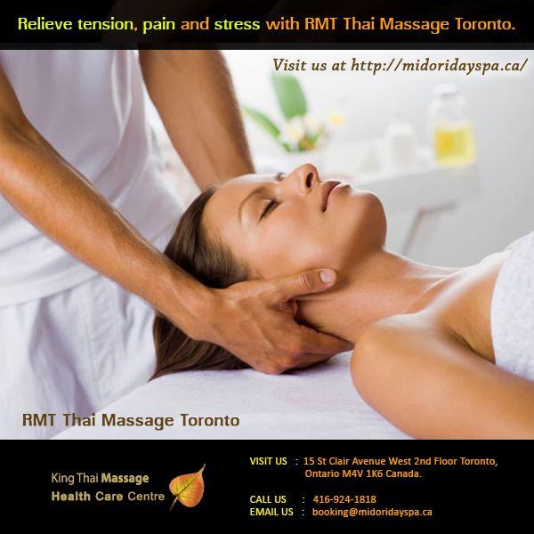 Pin On Rmt Thai Massage Toronto