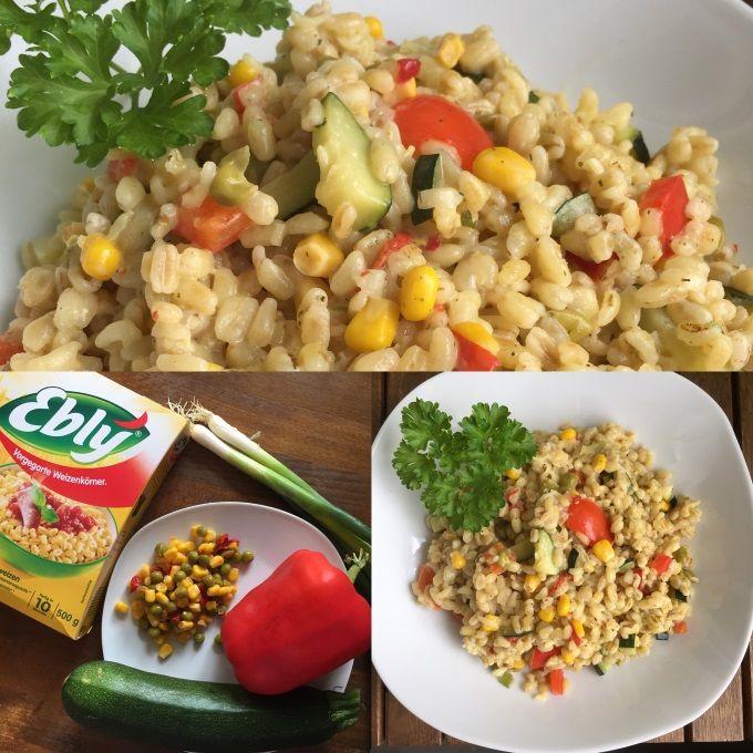 Gemüse-Ebly-Pfanne Rezept zum Selbermachen - Familienrezepte zum Selberkochen und Backen.