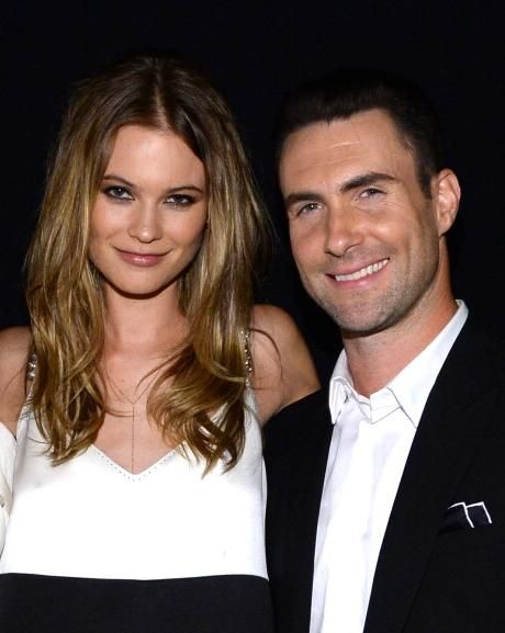 Behati Prinsloo Reminisces With Adam Levine On Instagram: Victoria's Secret Angel And Maroon 5 Singer Show Off Married Life, Wish For Baby Soon? - http://imkpop.com/behati-prinsloo-reminisces-with-adam-levine-on-instagram-victorias-secret-angel-and-maroon-5-singer-show-off-married-life-wish-for-baby-soon/