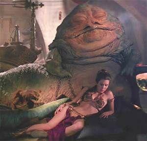Princess Leia Jabba - Bing Images