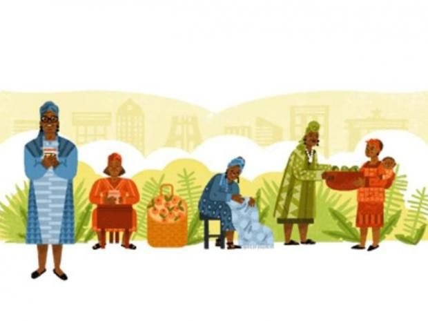 She started a business selling juice and marmalade as a teenager and went on to become a pioneer in micro lending. NowEsther Afua Ocloo, the Ghanaian entrepreneur is being featuredon the Google Doodle on what would have been her 98th birthday. After a successful career in business, MsOcloobecamethe first black person to earn a cooking diploma from the Good Housekeeping Institute in London.