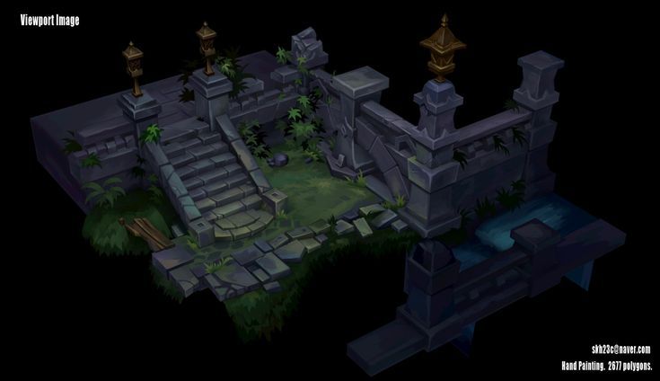 ArtStation - Quest here !, pan Shim