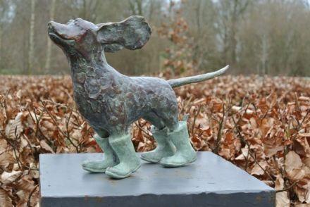 Annemarie van der Kolk Hondenweer - Galerie ZoFier