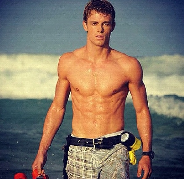 Luke mitchell for H2o just add water 3