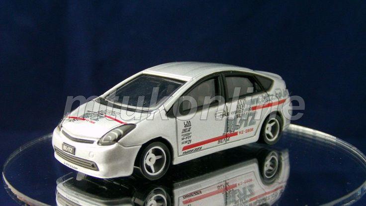 TOMICA 106 TOYOTA BLITZ PRIUS HYBRID TURBO | 1/60 | TOKYO AUTO SALON 2005