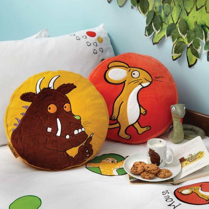 The Gruffalo Cushions