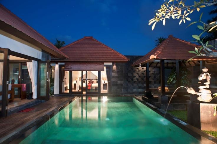 Stylish 3-bedroom Villa in #Seminyak #Bali