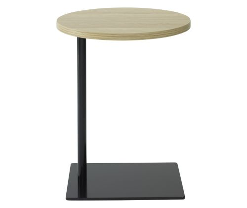 <p><span>Mantra is the perfect side table for use in agile working areas or simply as a coffee or bedside table.</span></p><p><span>A solid steel rectangular </span>base is standard in a range of powder coated finishes.  Custom colours are also available on request at additional cost.</p><p>The top is available in either round or rectangular shape to suit requirements.</p><p>Custom heights, finishes and...