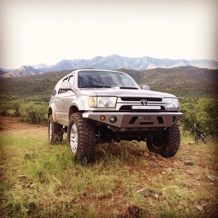 Toyota Suff: 1000+ Images About Hilux Surf On Pinterest