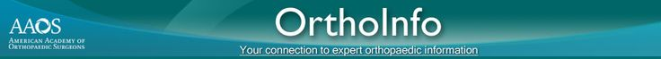 AAOS - OrthoInfo