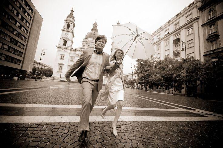 Rainy day weddings