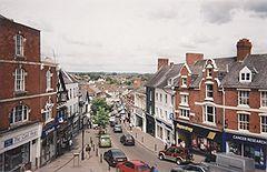 Ross-on-Wye, England - my hometown