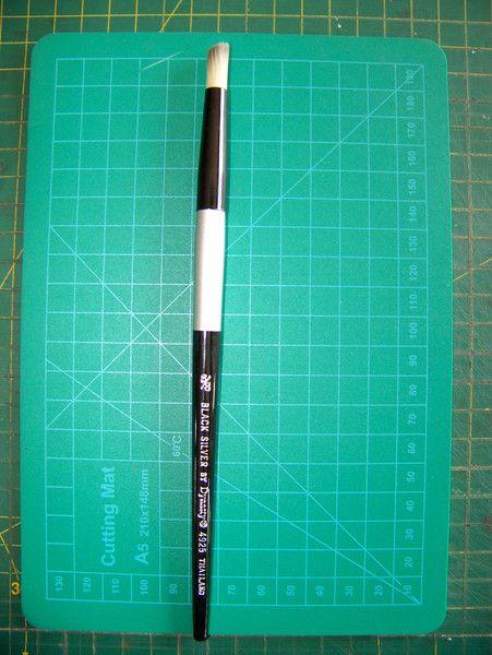 Paintbrush: Black Silver by Dynasty – A Pretty Talent